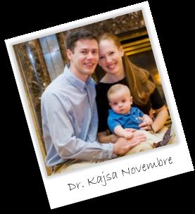 Dr. Kajsa Novembre