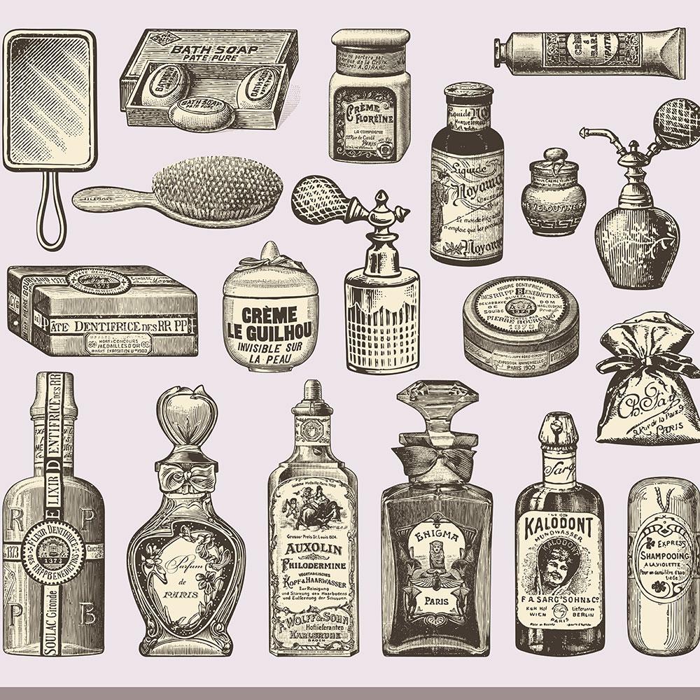 vintage toothpaste